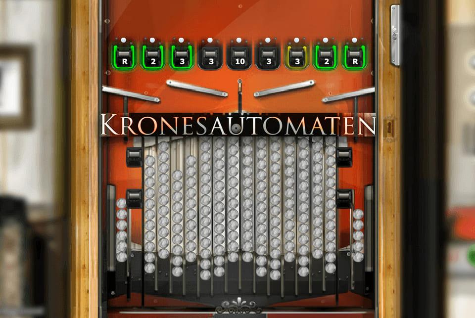 Kronesautomaten spelautomat