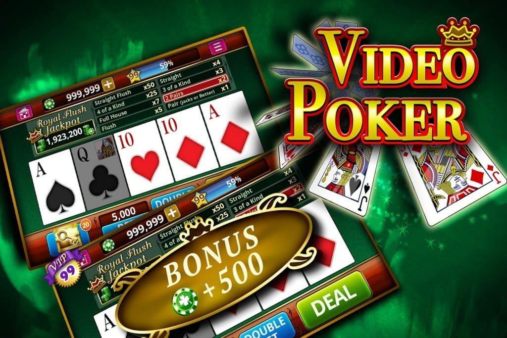 Regler för video poker och hur man spelar