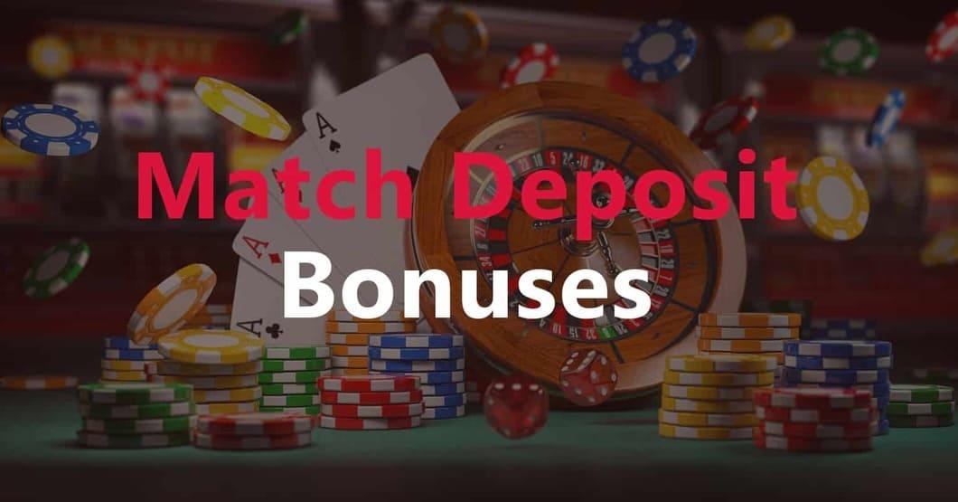 Insättningsbonus / Matching Deposit Bonus